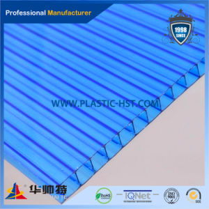 High Quality Transparent PC Hollow Sheet for Roofing pictures & photos