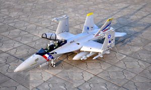 F18 RTF Remote Control Elelctric Power RC Airplane pictures & photos