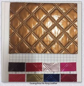 PVC Leather for Bag, Sofa and Furniture (9504) pictures & photos