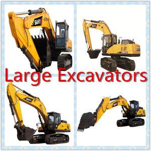 Sany Crawler Excavators Back Hoe Type pictures & photos