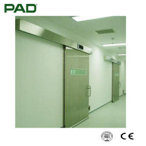 Pad Automtion Hermetic / Airtight Sliding Door for Hodpital pictures & photos