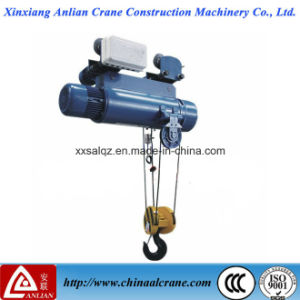 Single Girder Cranes Electric Wire Rope Hoist pictures & photos