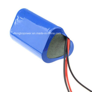 3s1p 18650 Lithium Battery Holder with PCM (2600mAh) pictures & photos