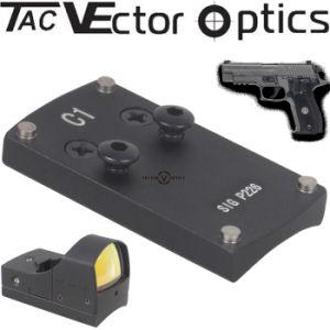 Vector Optics Full Metal Tactical Mini Micro Pistol Scope Mount Base for Sig Sauer P226 Gun Accessries pictures & photos