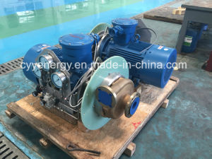 High Quality and Low Price Horizontal Cryogenic Liquid Transfer Oxygen Coolant Oil Centrifugal Pump pictures & photos