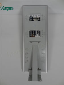 Integrated Solar LED Street Light with Intelligent Motion Sensor pictures & photos