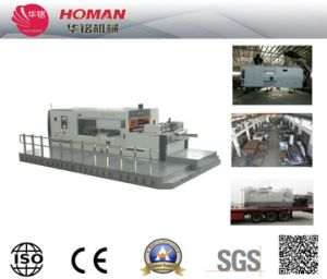 HD-1080 Automatic Die Cutting Machine pictures & photos