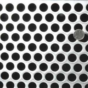 ISO Approved Wholesale Corten Steel Galvanized Perforated Metal pictures & photos