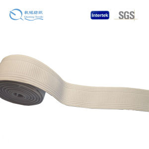 2016 New Design High Quality Customized Both Side Pattern Woven Elastic Tape pictures & photos