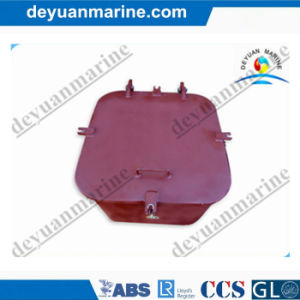 Aluminum Embedded Type Water-Tight Hatch Cover Dy190310 pictures & photos