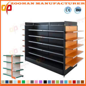 Popular High Quality Supermarket Display Shelf (ZHs654) pictures & photos
