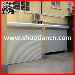 Remote Control Security Roll Garage Door (ST-002) pictures & photos