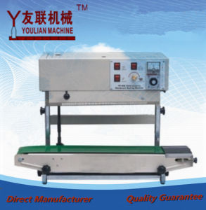 Continuous Film Sealing Machine (FR-900V) pictures & photos