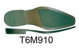 Fashion Design Men′s Leather Shoe Sole TPR Outsole (T6M910) pictures & photos