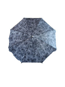 Beach Umbrella, Polyester Umbrella, Fabric with UV and Heat Tranfer Printing pictures & photos