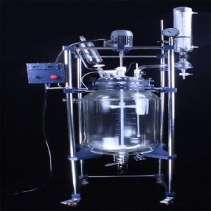 Jacketed Glass Reactor (HEB-100) pictures & photos
