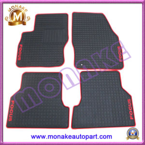 Hot Sale Rubber 4/5PCS Car Floor Covering Mat for Focus pictures & photos