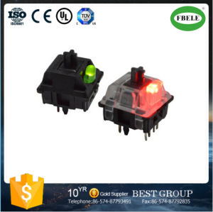 Keyboard Switch 12volt Illuminated Waterproof Push Button Switch (FBELE) pictures & photos