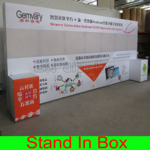 Portable Versatile Advertising Aluminum Display Stand pictures & photos