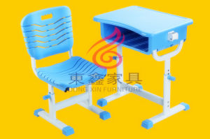 School Desk and Chair for Scchool Furniture K025A+KZ12A pictures & photos