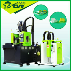 Car Parts Hot Resistant High-Speed Silicone Oil Seal Making Machine
