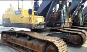 Gently Used Volvo Crawler Excavator in Good Condition for Sale Ec380dl pictures & photos