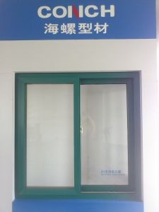 Conch 80 Sliding Window PVC/UPVC Profile pictures & photos