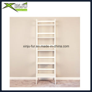 5 Tier Wooden Shelf with Nc Painting pictures & photos