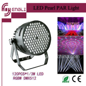 12*1/3W Stage LED PAR Light with CE & RoHS (HL-035)