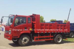 Sinotruk Hohan H3 2-10ton Light Duty 4X2 Dump Truck pictures & photos