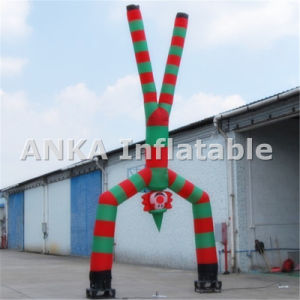 Clown Inflatable Two Legs Sky Dancer Anka pictures & photos