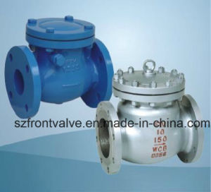Flanged End Swing Check Valves pictures & photos