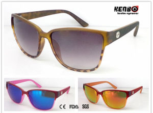 Hot Sale Fashion Plastic Sunglasses, , CE FDA SGS Km15030 pictures & photos