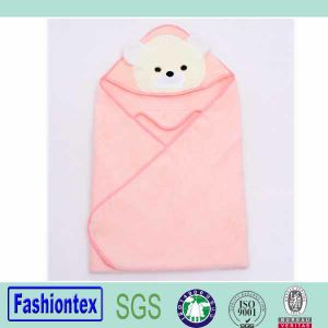 Luvable Friends Cotton Towel Blanket Bamboo Baby Hooded Towel Bath Towel Softextile pictures & photos