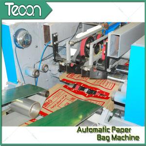 Multiwall Kraft Valve Paper Bag Making Machine pictures & photos