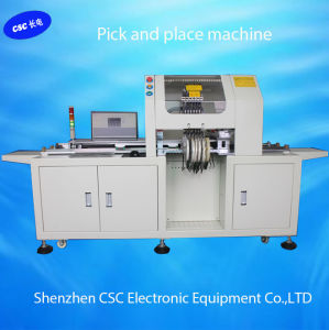 Automatic 6 Heads LED Pick and Place Machine pictures & photos