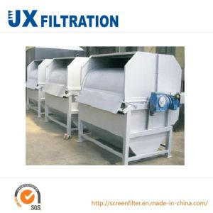 Stainless Steel Waste Water Rotary Drum Screen Filter pictures & photos