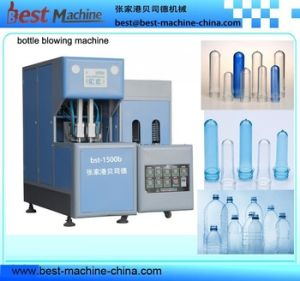 Semi-Automatic Plastic Bottle Blow Molding Machine pictures & photos