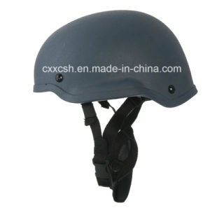 OEM High Quality Any Color Bulletproof Motorcycle Helmet pictures & photos