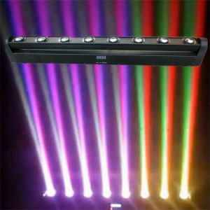China Cheap LED Beam Moving Head 8 Eyes Beam Light pictures & photos