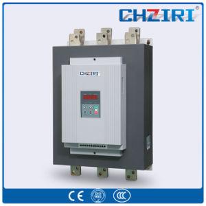 China chziri 3 phase 380v 30kw soft starter for motor for 3 phase motor protection