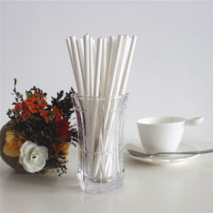 Disposable&Eco-Friendly Party Custom Printed Paper Drinking Straws pictures & photos