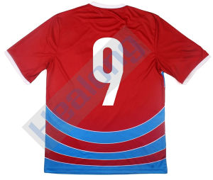 Healong Any Logo Custom Digital Sublimation Printed Cheap Football Uniforms pictures & photos