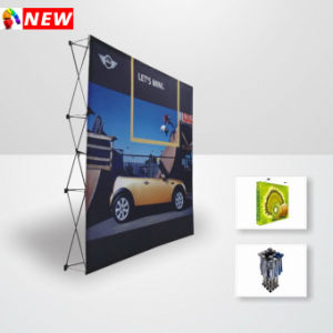 Display Stand, Pop up Fabric Backdrop Banner pictures & photos