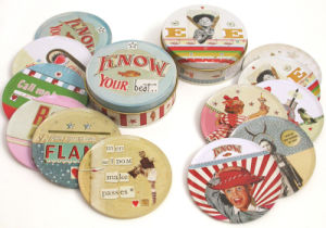 Tin Coaster Set with Competitive Price pictures & photos