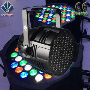 54X3w RGBW/RGB Stage LED PAR Light pictures & photos