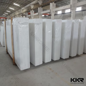 Hot Sale Artificial Quartz Stone for Kitchen Countertop (KKR-QF001) pictures & photos