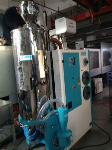 Plastic Drying Machinery Dehumidifying Feeding Loading Mixing Dryer pictures & photos
