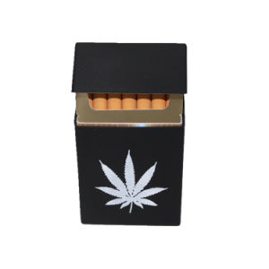 Cheaper Silicon Cigarette Holder Boxes Plastic Cigarette Case pictures & photos