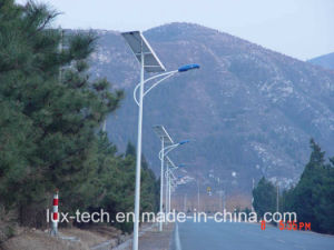 30W High Luminous Solar LED Street Light
